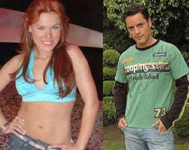 Miguel Angel Biaggio y Gloria Sierra