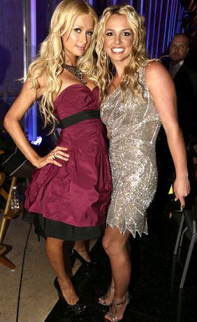 Celebra Britney Spears su cumpleaños con Paris Hilton