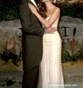 Paty Manterola en su boda