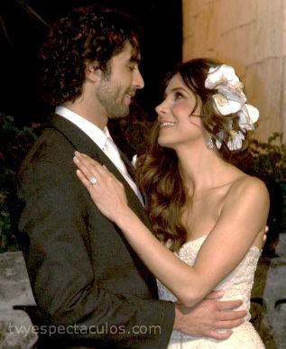 Se casó Paty Manterola