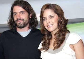 Ana Claudia Talancón y José María de Tavira