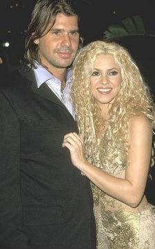 Shakira y Antonio de la Rúa se separan
