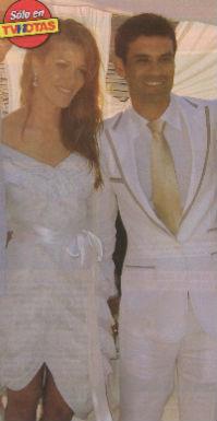 Fotos de la boda de Rafa Marquez y Jaydy Michel