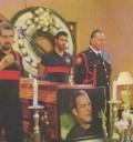 Funeral de Juanjo en Triunfo del amor