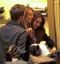 Danna Paola de compras con su mamá