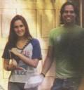 Dulce María con el ex de Ivonne Montero