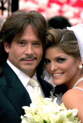 Se casa Ana Bárbara con Arath de la Torre en Una Familia con Suerte
