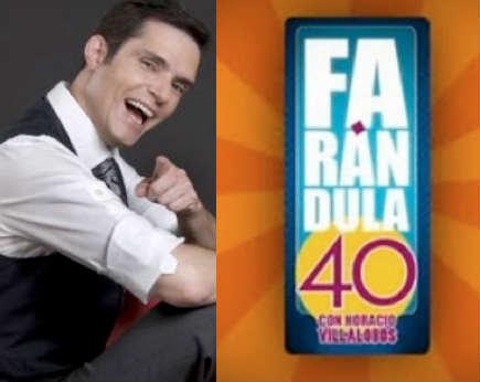 Cumple un año Farándula 40