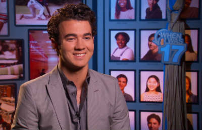 Kevin Jonas en When I was 17