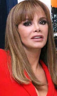 Feliz Cumpleaños a Lucía Méndez