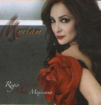 Disco Regio corazón Alma mexicana de Myriam