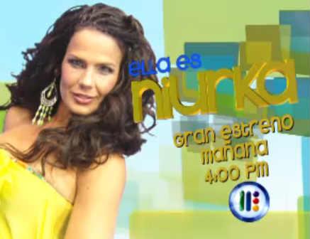 Ella es Niurka