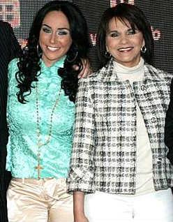 Inés Gómez Mont directora de espectáculos de Azteca 7