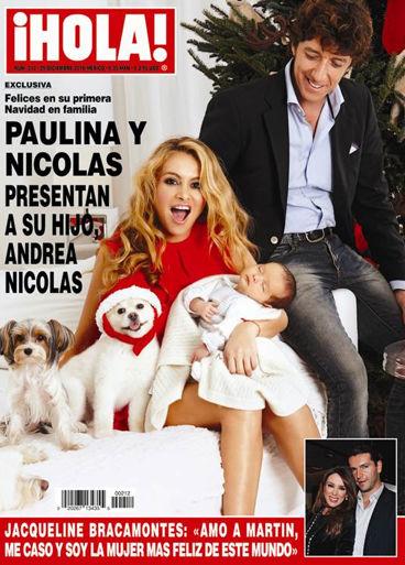 Grave de salud papá de Paulina Rubio