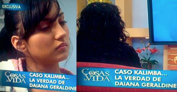 Daiana y Thaily se enfrentan en Cosas de la Vida