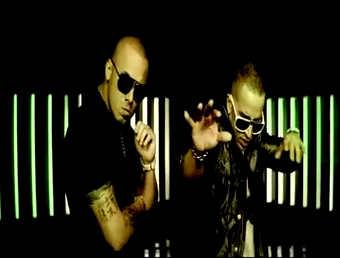 Video Zun Zun rompiendo caderas de Wisin y Yandel