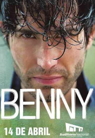 Benny Ibarra en Auditorio Nacional