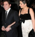 Ernesto Laguardia en boda de Angelica Vale