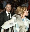 Sergio Mayer e Isabella Camil en la boda de Angélica Vale