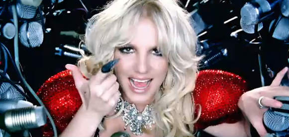Video Hold It Against Me de Britney Spears