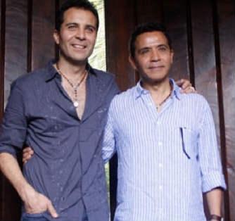 Felipe najera y su pareja gay adoptaran ni a archivos tv for Chusmerios del espectaculo