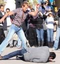 David Zepeda y Gabriel Soto en La Fuerza del destino
