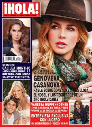 Galilea Montijo anuncia rompimiento con Jorge Krasovsky