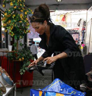 Niurka hace venta de garage