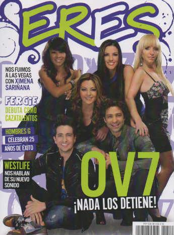 OV7 en Revista ERES