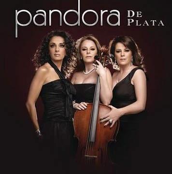Pandora 21 de mayo en Auditorio Nacional