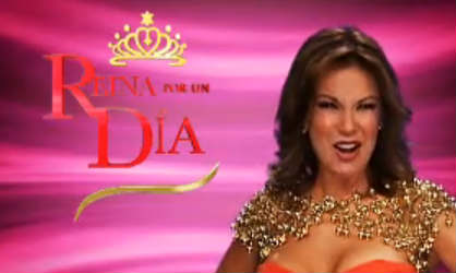 28 de febrero inicia Reina por un día con Ingrid Coronado