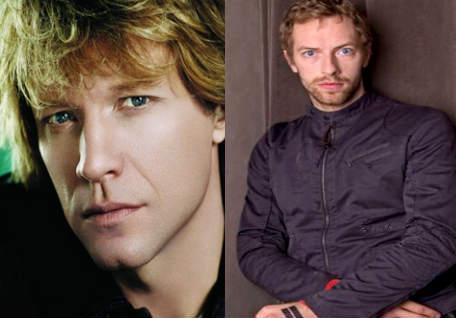 Feliz cumpleaños a Bon Jovi y Chris Martin