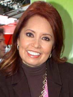 Carla Estrada alista A la sombra del ángel