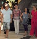 Adal Ramones en Familia en Acapulco