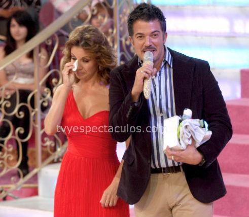 Fernando del Solar e Ingrid Coronado comparten detalles de su embarazo