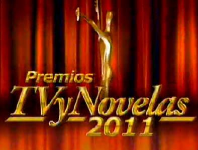 Ganadores de los Premios TvyNovelas 2011