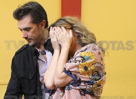 Se casó Sergio Mayer por el civil con Isabella Camil