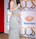Anahi en presentación de la telenovela Dos Hogares