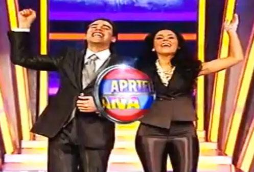 Aprieta y Gana con Inés Gómez Mont y Mauricio Barcelata