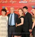 Cielo Rojo elenco principal