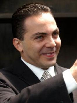 Cristian Castro en Auditorio Banamex de Monterrey