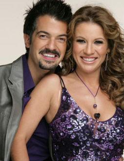 Ingrid Coronado y Fernando del Solar tendrán niño