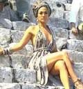 Jennifer Lopez en Yucatán