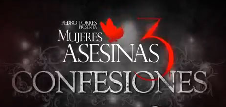 Asesinas 3 Confesiones