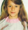 Paulina Rubio de niña