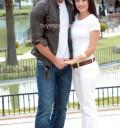William Levy y Danna García en Por derecho de Sangre