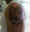 Tatuaje de William Levy en Por Derecho de Sangre