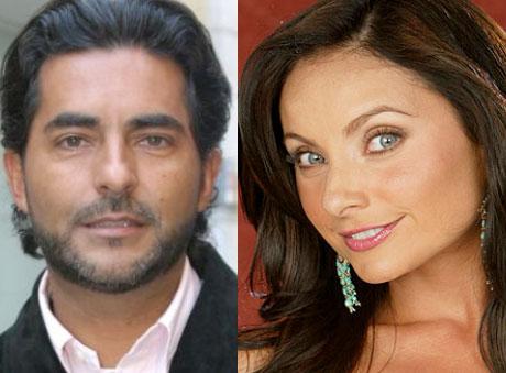 Elizabeth Álvarez y Raúl Araiza protagonistas de Amorcito Corazón