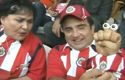 Triunfo del amor graban en el clásico Chivas-América