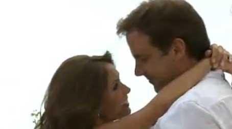 Anahí y Carlos Ponce graban primeras escenas de beso